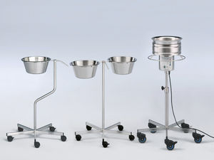 stainless steel basin stand
