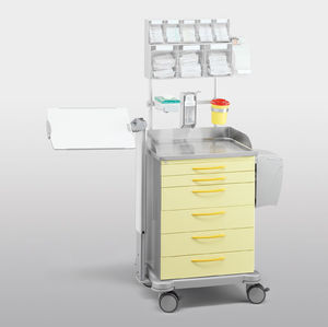 intensive care trolley