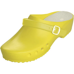 washable hospital clog