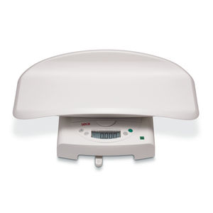 electronic baby scales / with digital display / tabletop