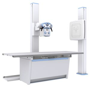 radiography system / analog / for pediatric radiography / with table