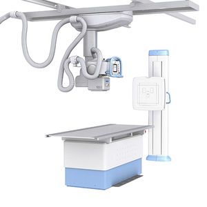 radiography system / analog / for multipurpose radiography / with table