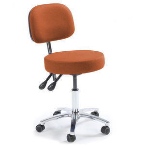 dental stool / for healthcare facilities / laboratory / for veterinary facilities