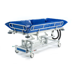 electric shower trolley / battery-powered / pediatric