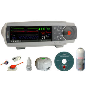 tcpCO2 patient monitor