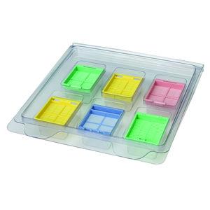 handling sample box