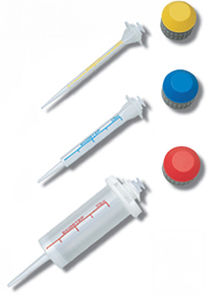 liquid handling syringe