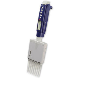 electronic micropipette