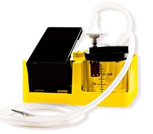 manual mucus suction pump
