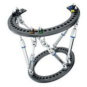 ankle external fixation system