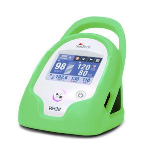 temperature patient monitor / heart rate / blood pressure / SpO2