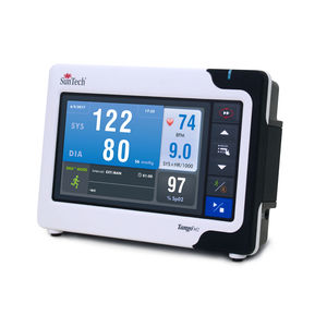 heart rate patient monitor / NIBP / systolic pressure / cardiac output