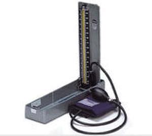 mercury sphygmomanometer / desk