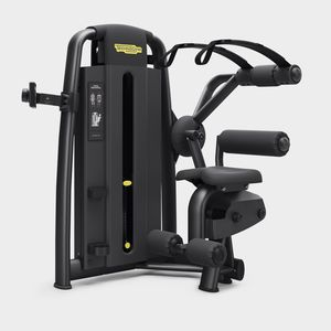 abdominal crunch gym station