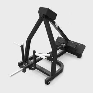Scandinavian type rowing machine