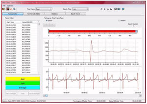 analysis software module / for electrophysiology