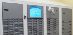 medicine automated dispensing system / compact