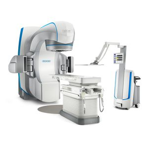 stereotactic radiosurgery linear particle accelerator