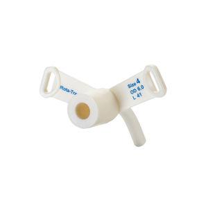 tracheostomy cannula / pediatric / curved