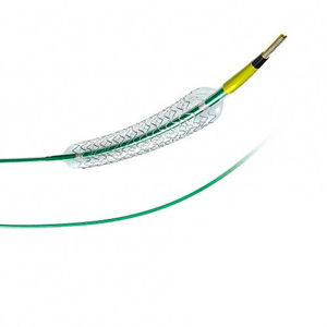 coronary arteries stent / cobalt-chromium / bare