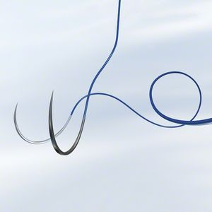 non-absorbable suture thread