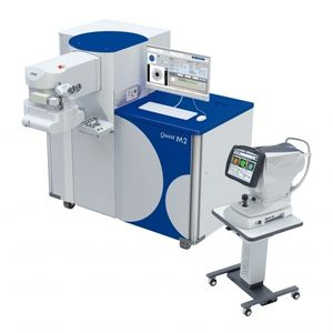 ophthalmic refractive surgery laser
