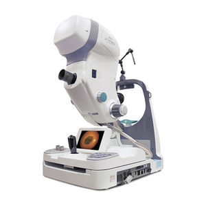 mydriatic retinal camera / non-mydriatic retinal camera / eye fluorescein angiography / table