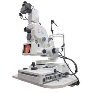 mydriatic retinal camera / non-mydriatic retinal camera / table