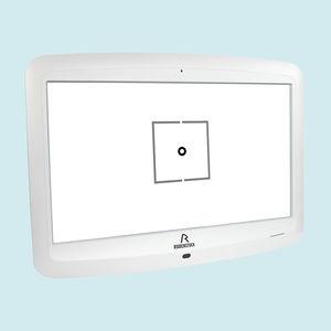 optotype chart monitor