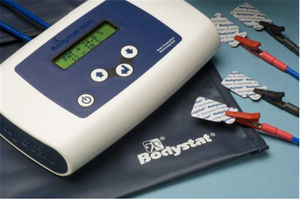bio-impedancemetry body composition analyzers / with LCD display / portable / with BMI calculation