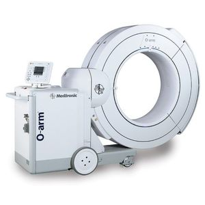 X-ray scanner / for intra-operative tomography / mobile