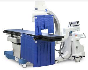 X-ray radiation shielding curtain