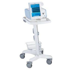 resuscitation ventilator / non-invasive / with touch screen