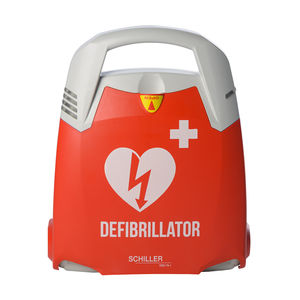 semi-automatic external defibrillator / automatic / for public spaces / wireless