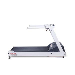 treadmill ergometer with handrails / adult
