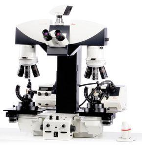 comparison macroscope / for forensics / motorized