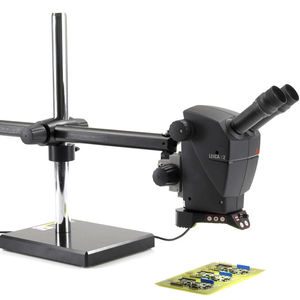 stereo microscope for the medical industry