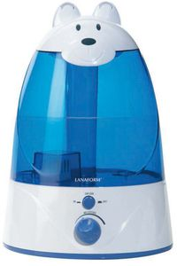 electronic humidifier / pediatric / for home use