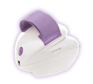 hand-held body massager / with battery