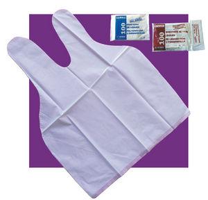 polyethylene gynecological finger cot