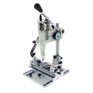optical lens column drill / manual