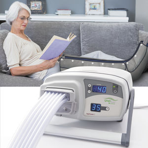 pressure therapy unit / tabletop / 12 independent cells