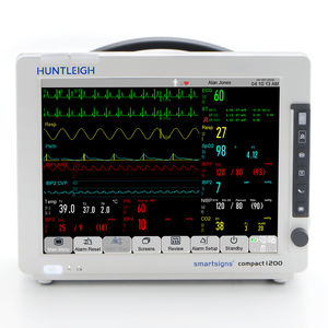 ECG patient monitor / etCO2 / heart rate / NIBP