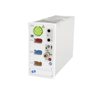 ECG module for multi-parameter monitor