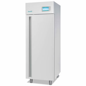 laboratory refrigerator / cabinet / stainless steel / anti-corrosion