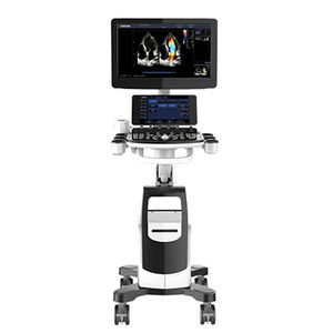 on-platform, compact ultrasound system