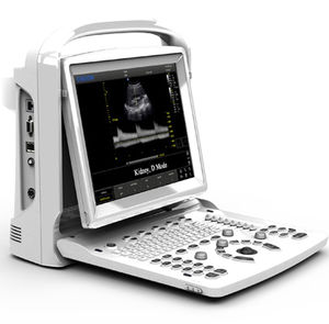portable ultrasound system / for multipurpose ultrasound imaging / B/W / spectral doppler