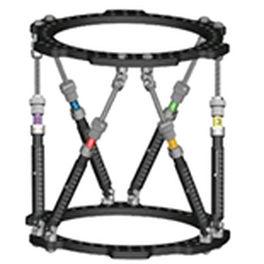 modular external fixation system / circular / adult