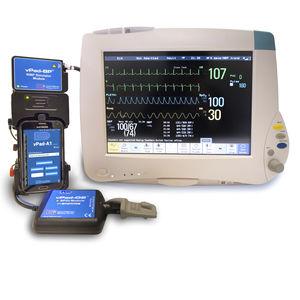 multiparametric patient simulator / monitor