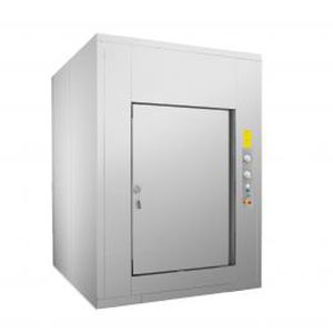 laboratory drying oven / for the pharmaceutical industry / hot air / floor-standing